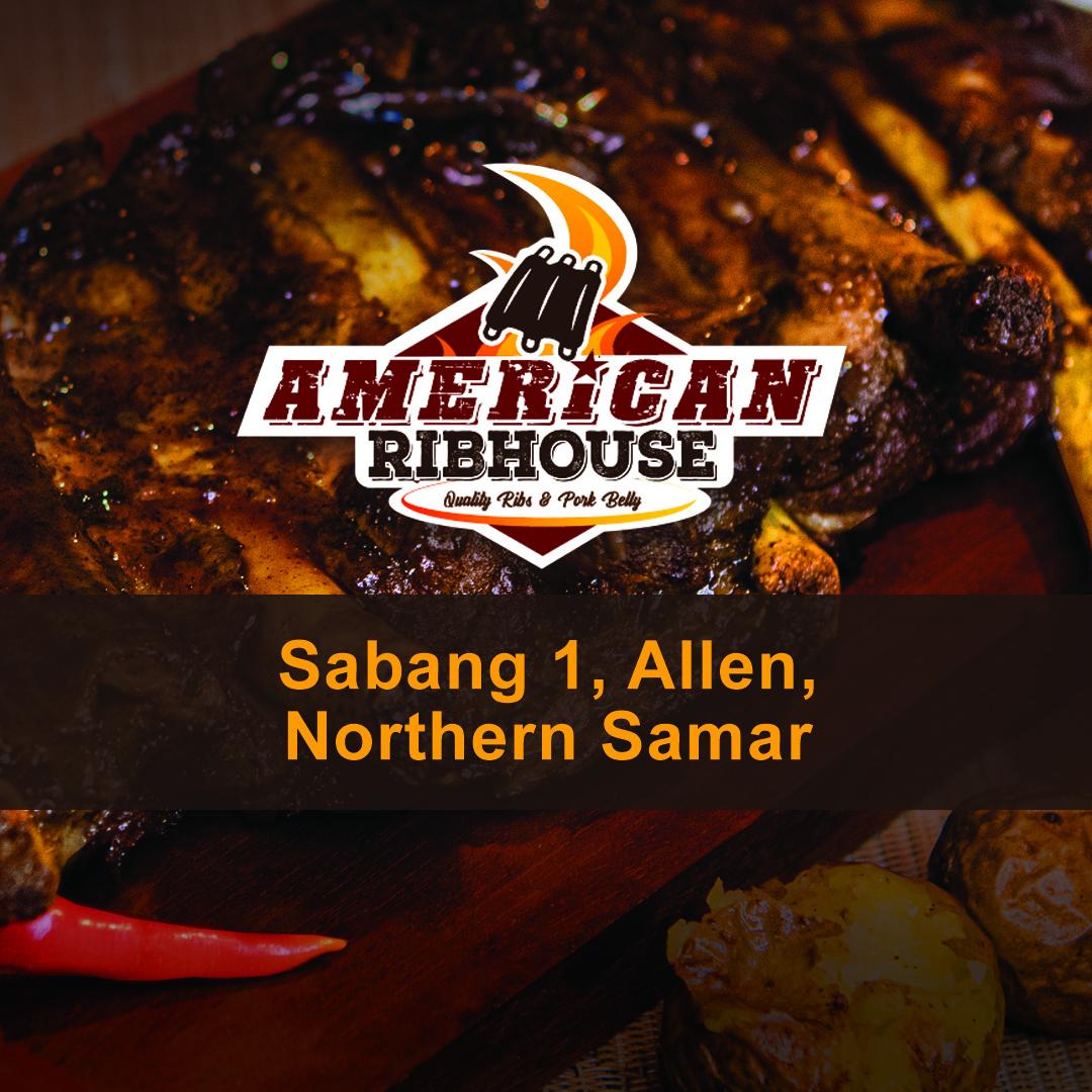 ARH_Sabang 1, Allen, Northern Samar
