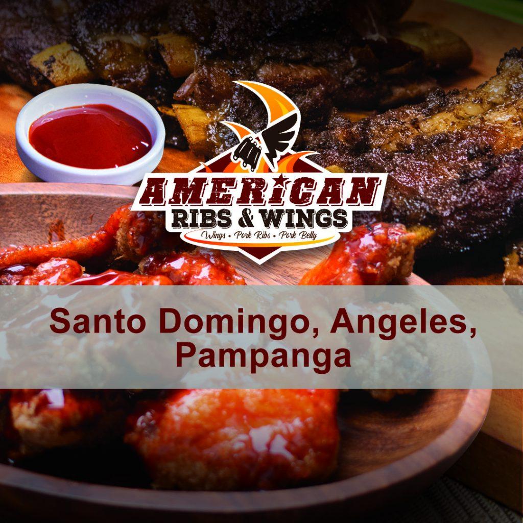 AR&W_Santo Domingo, Angeles, Pampanga