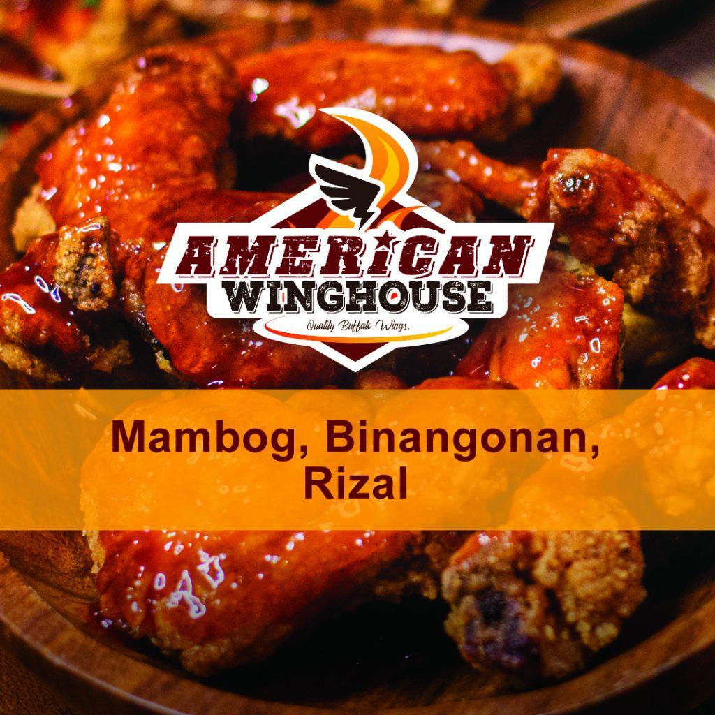 AWH_Mambog, Binangonan, Rizal